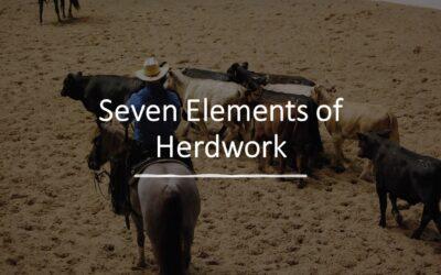 Seven Elements of Herdwork